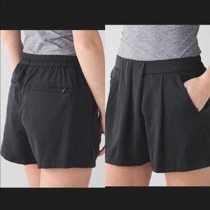 Lululemon &go keepsake shorts